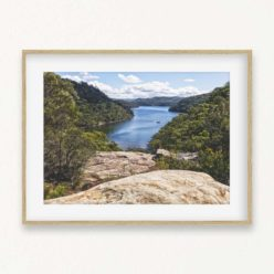 View from the top Wall Art Print