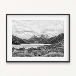 Cradle Mountain Wall Art Print