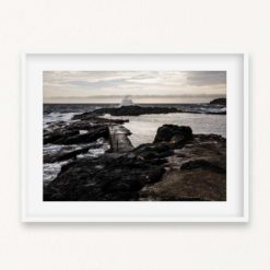 Crashing Waves Wall Art Print