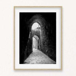 Archway Wall Art Print