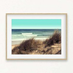 From the Dunes Wall Art Print