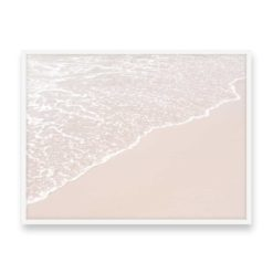 White Sands Wall Art Print