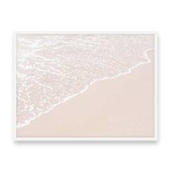 White Sands Wall Art Print