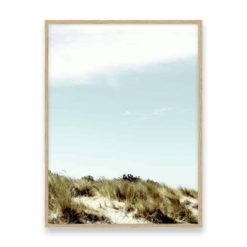 Top Of The Dunes Wall Art Print