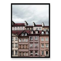 Old Town I Wall Art Print