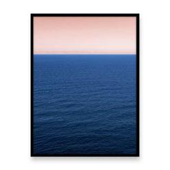 Endless Ocean Wall Art Print