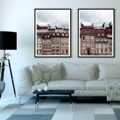 Oldtown pair framed insta
