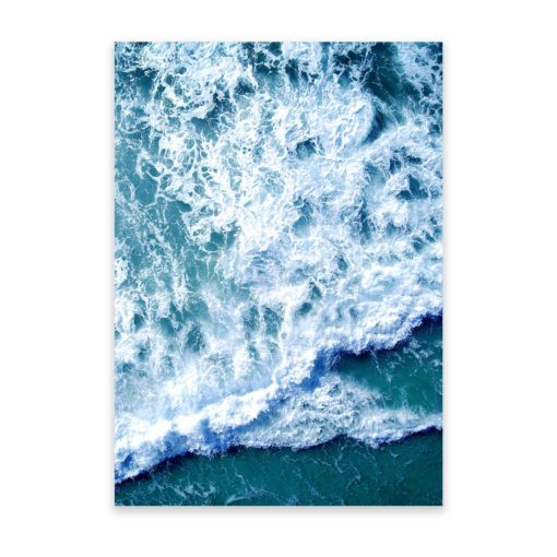 Ocean Wave II Wall Art Print