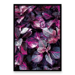 Bloodleaf II Wall Art Print