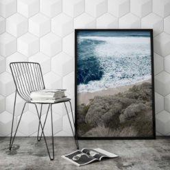 Beach Break II Wall Art Print