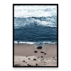 Beach Break Wall Art Print