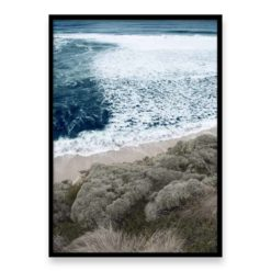 Beach Break II Wall Art Print