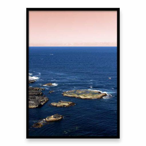 Endless Ocean II Wall Art Print