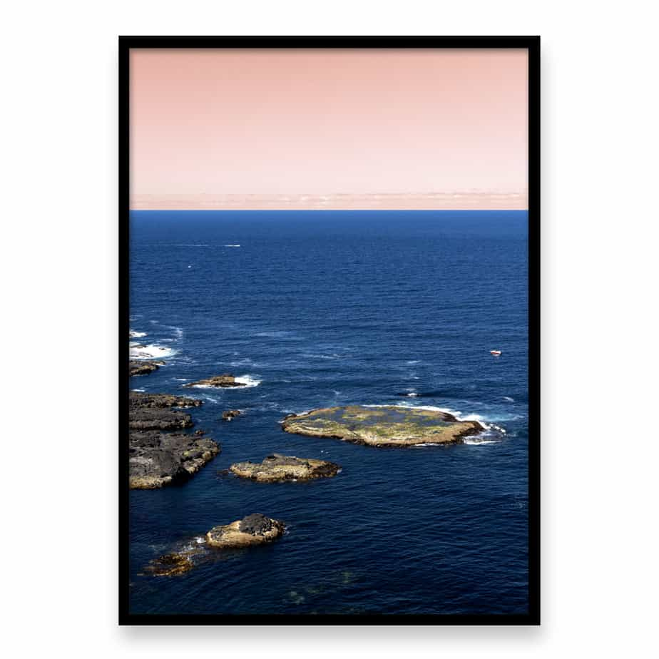 Endless Ocean II Wall Art Print