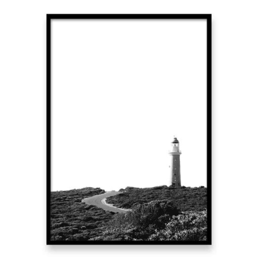 Cape Du Couedic Lighthouse Wall Art Print