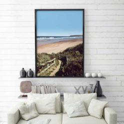 SandyPath framed insta
