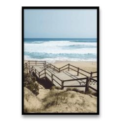 Gunnamatta Steps Wall Art Print