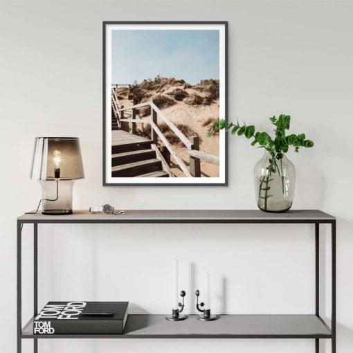 Gunnamatta Steps 2 - Wall Art Print
