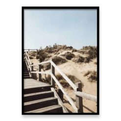 Gunnamatta Steps 2 - Wall Art Print