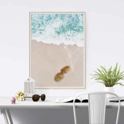 Beach Rocks - Wall Art Print