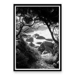 Ocean Glimpse - Wall Art Print