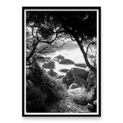 Ocean Glimpse - Wall Art Print