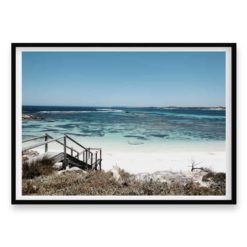 Salmon Bay View - Wall Art Print