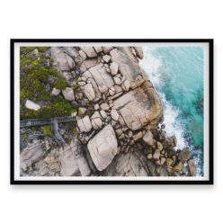 Stairs To Nowhere - Wall Art Print