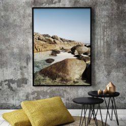 Injidup Rocks- Wall Art Print