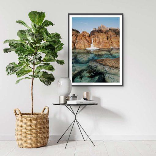 Natural Spa II - Wall Art Print