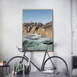 Natural Spa III - Wall Art Print