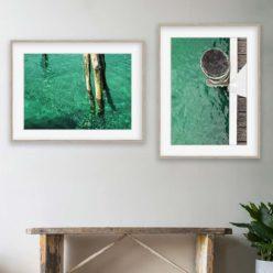 Set of 2 Prints - Pier Gallery Wall Art Prints