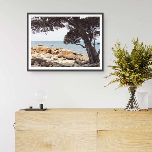 Under The Tree - Wall Art Print