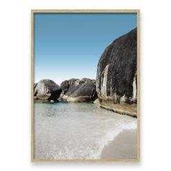 Elephant Rocks Calm - Wall Art Print