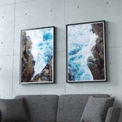 The Gap 1 and 2 - Wall Art Print