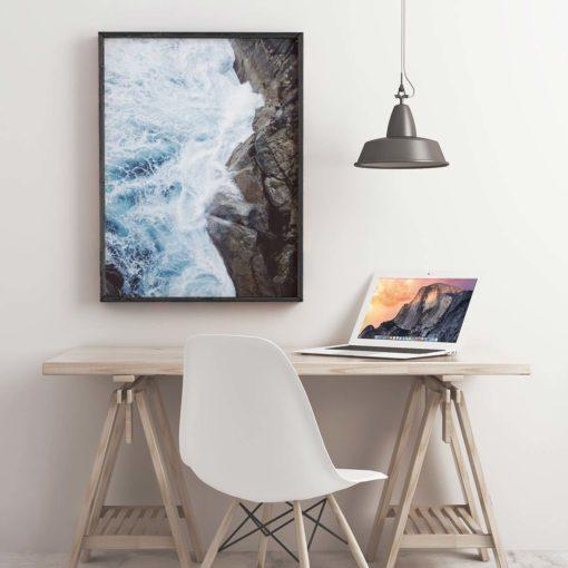The Gap 2 - Wall Art Print