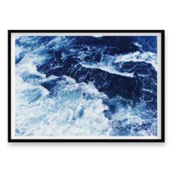 Dark Seas - Wall Art Print