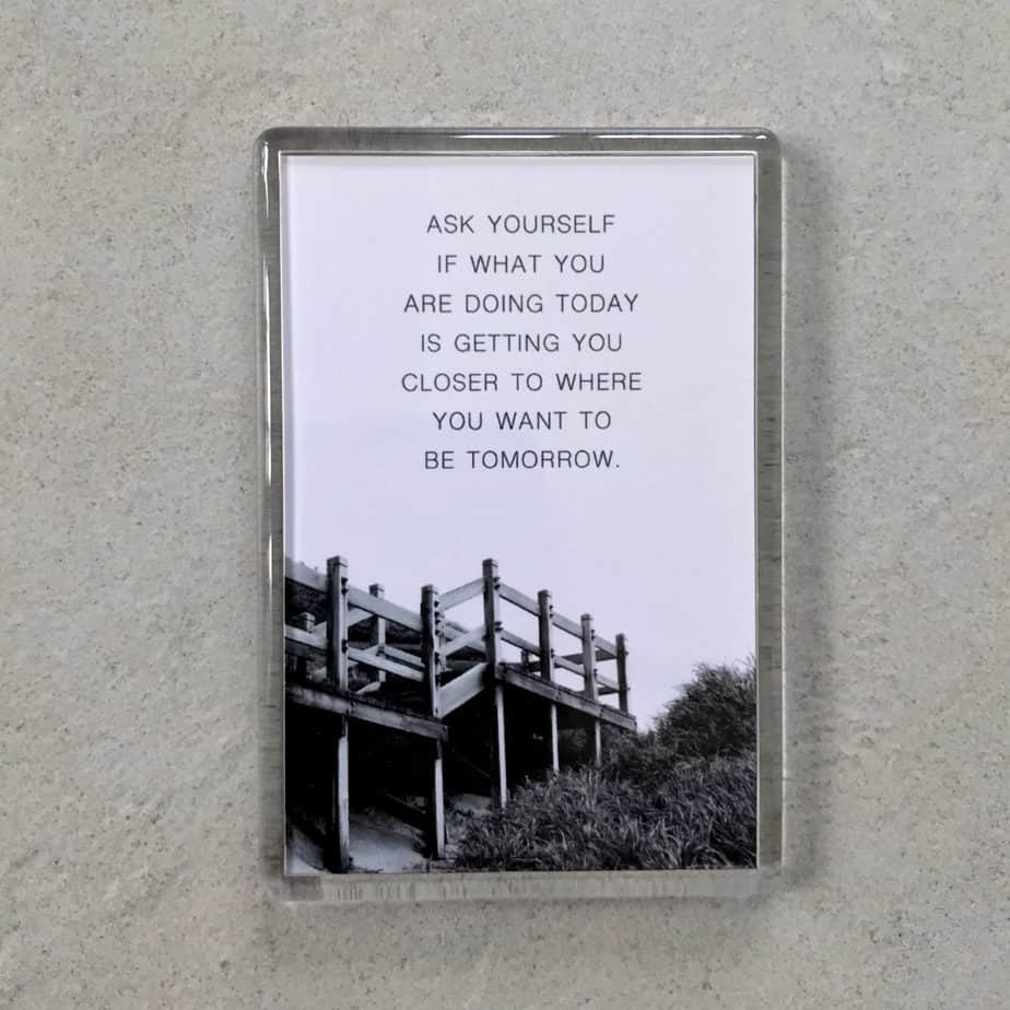 ask yourself - quote magnet