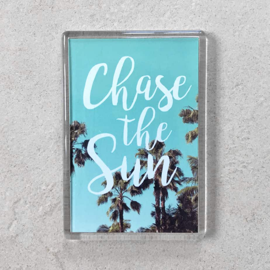 Quote: Chase the Sun