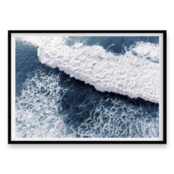 Ocean Break - Wall Art Print
