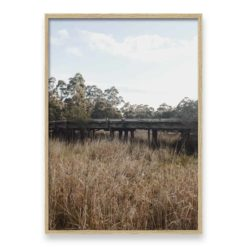 Old Bridge - Wall Art Print
