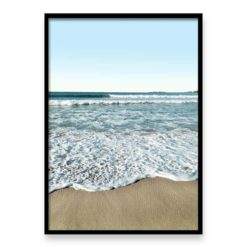 Morning Waves - Wall art print