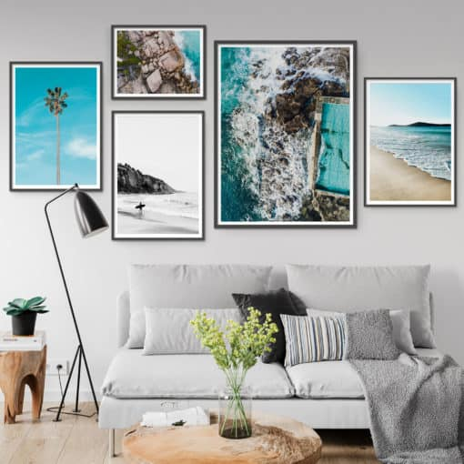 Ocean Gallery Wall Art