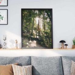 Forest Light - Wall Art Print