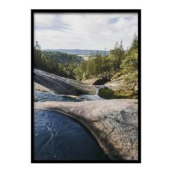 Beechworth Gorge View - Wall Art Print