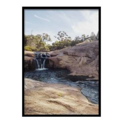 Gorge Pool - Wall Art Print