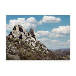 Rocky Peak - Wall art print
