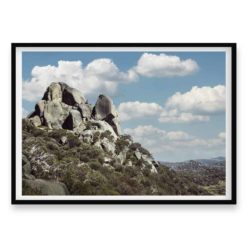Rocky Peak - Wall Art Print