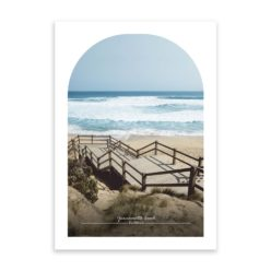 Gunnamatta Beach Travel Poster