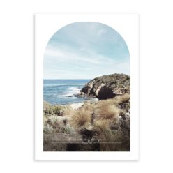 Bridgewater Bay Travel Poster